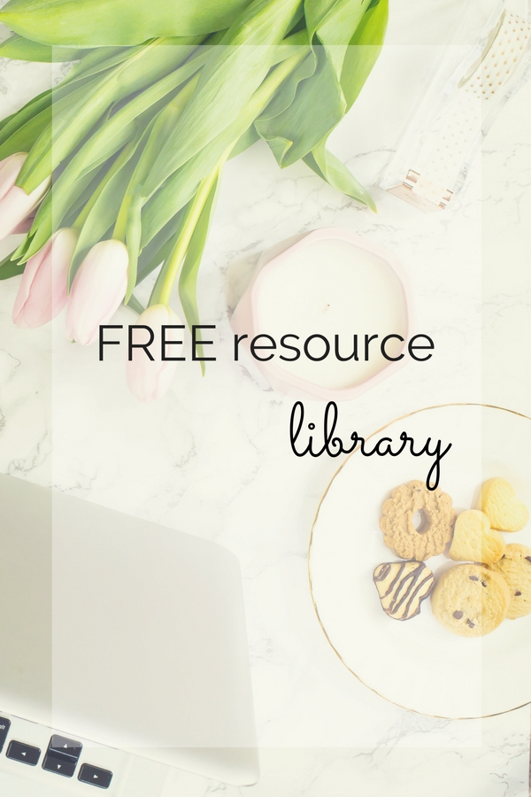 Protected: Free Resource Library
